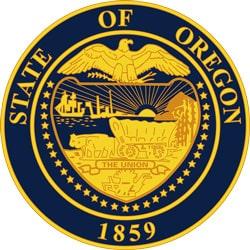 Oregon emblem