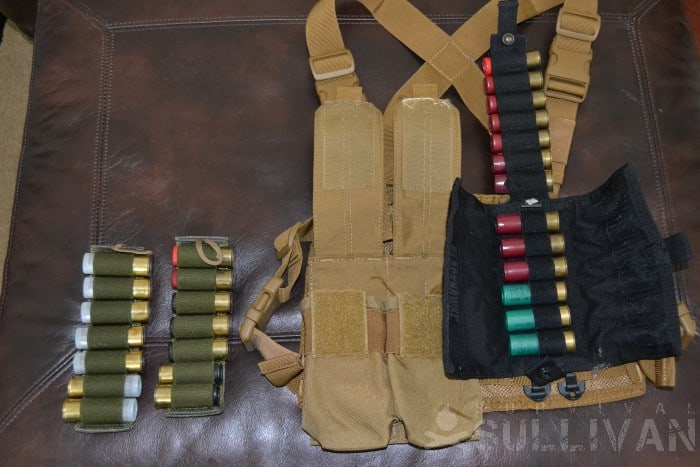 Chest Rig, unpacked