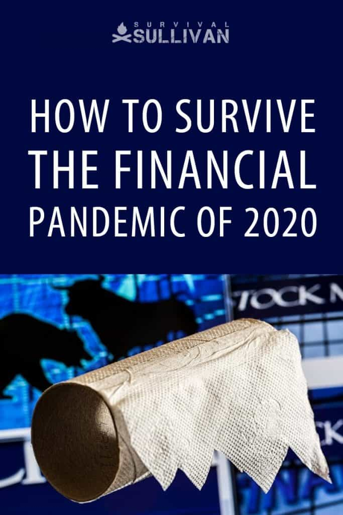 financial pandemic Pinterest