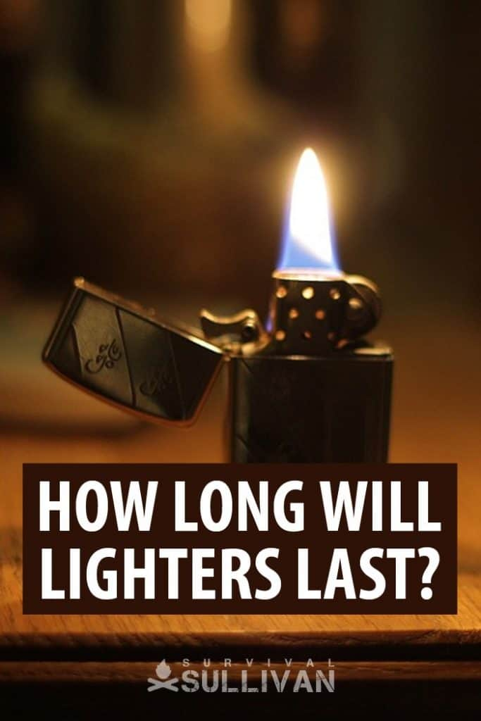 lighters shelf life pinterest