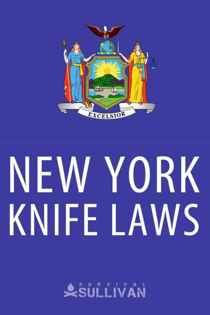 New York knife laws Pinterest image