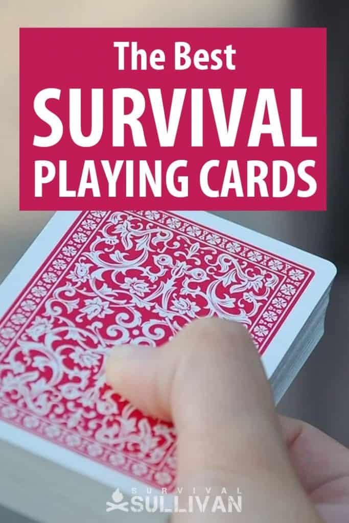 playing cards pinterest image