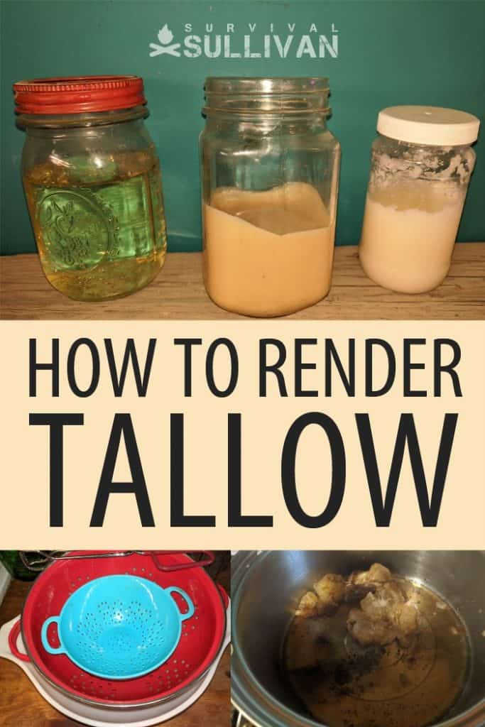 rendering tallow pinterest