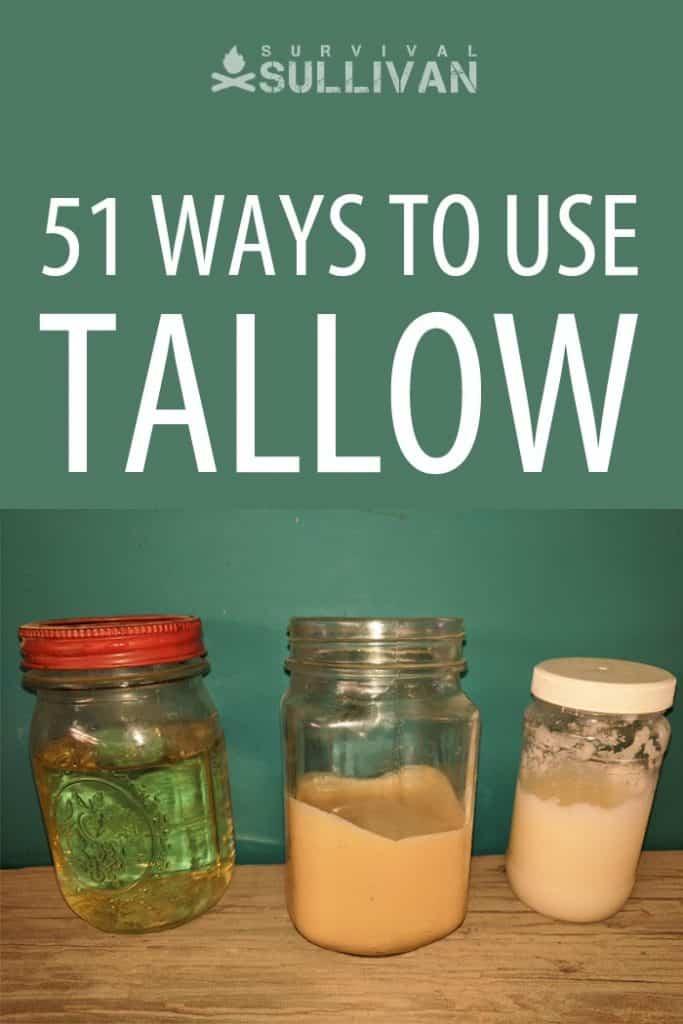 tallow uses pinterest