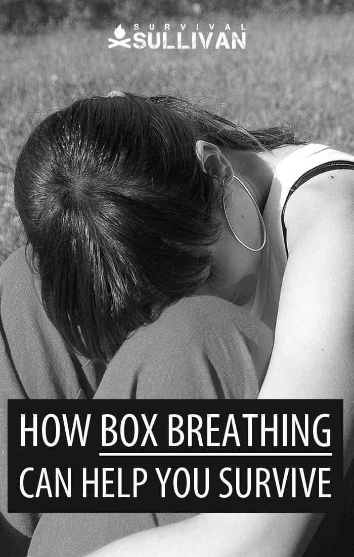 box breathing pinterest image