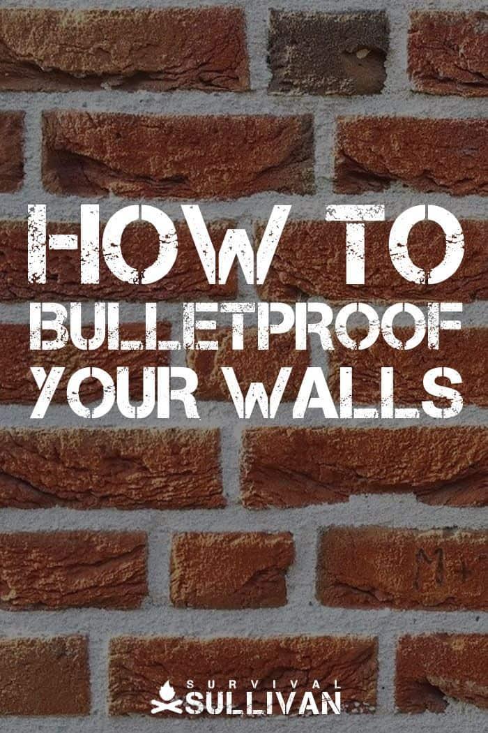 bulletproofing walls pinterest image