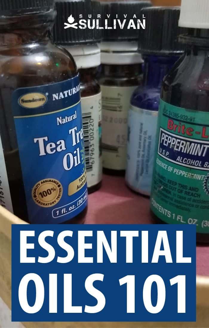 essential oils pinterest image