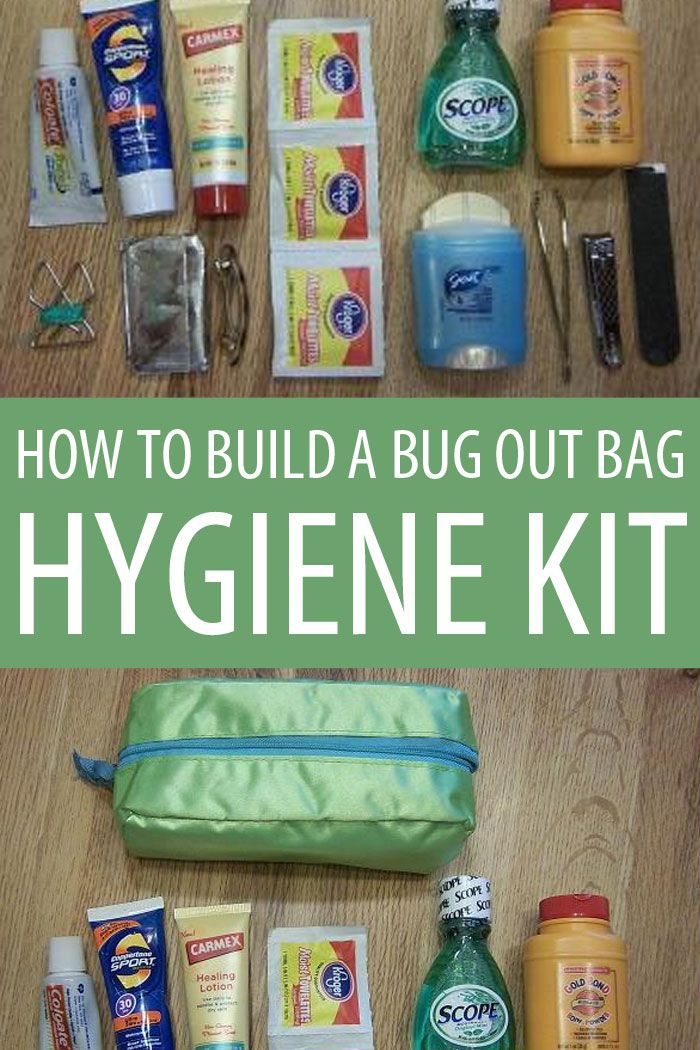 hygiene kit pinterest image