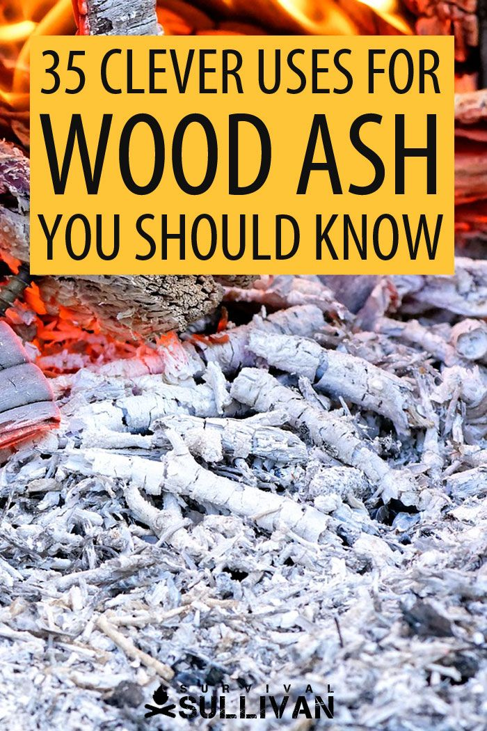 wood ash Pinterest
