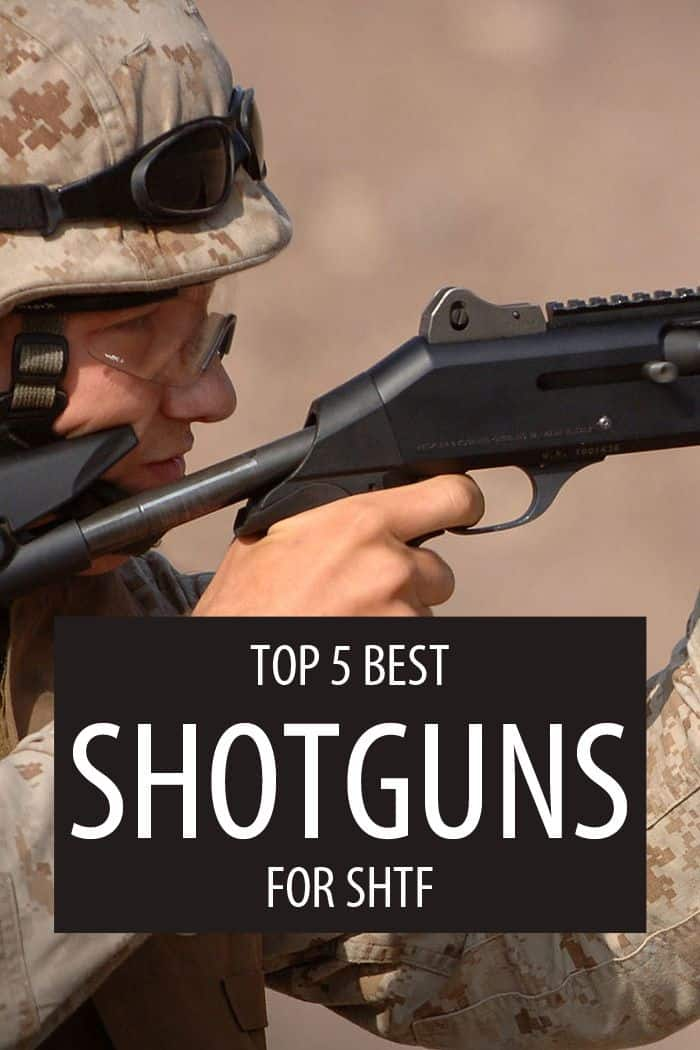 best shotguns Pinterest image