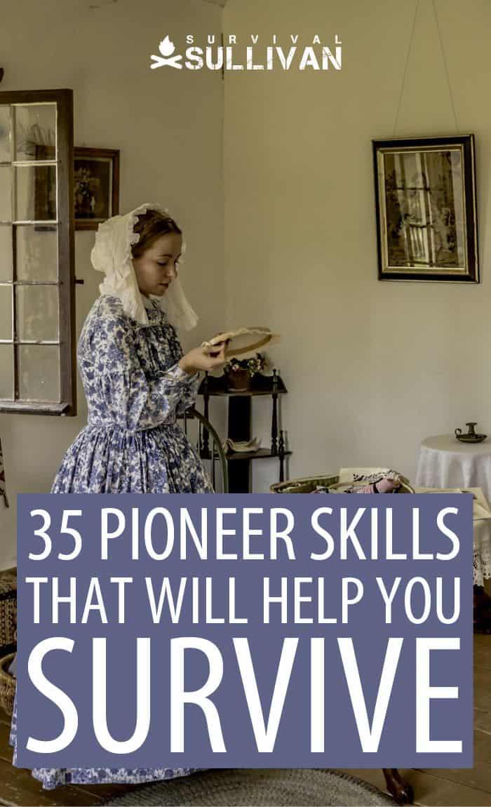 pioneer skills Pinterest image