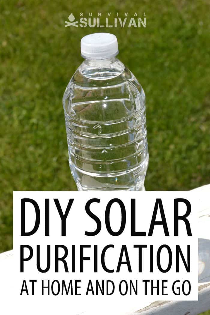 solar water purification Pinterest image