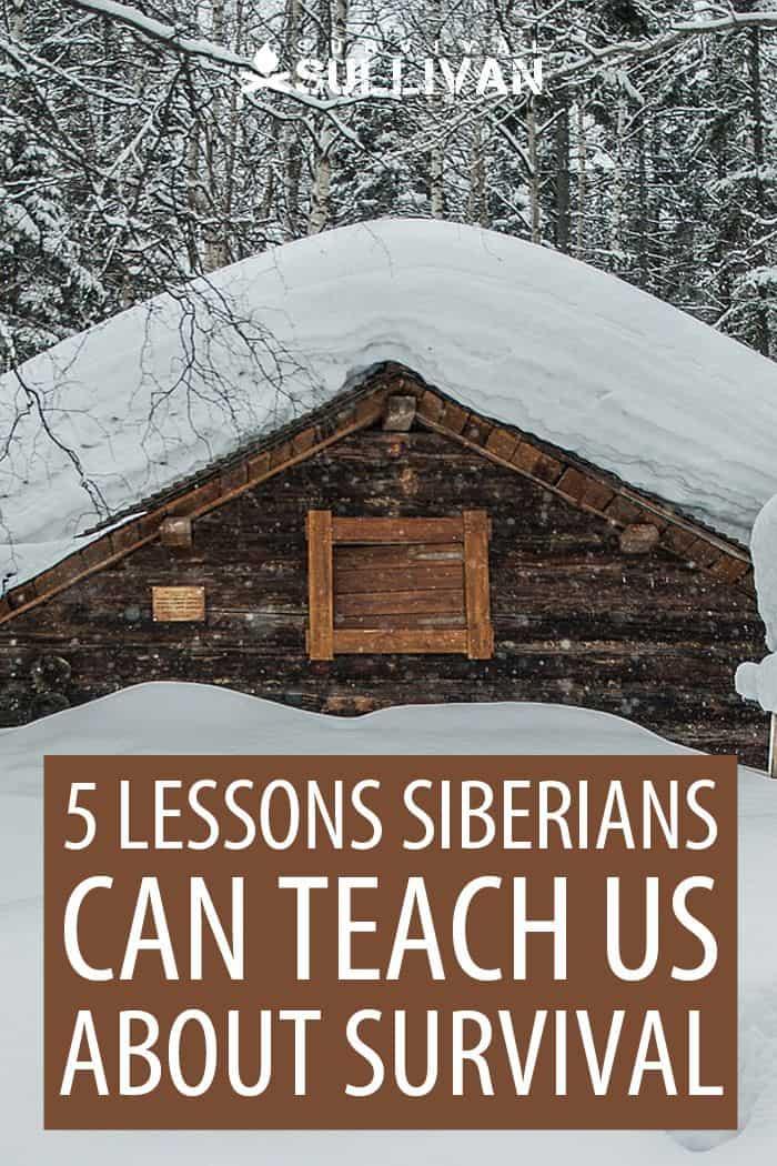 Siberian lessons Pinterest image