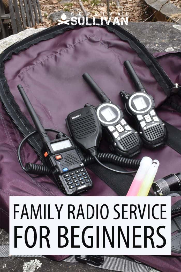 family radio service Pinterest image