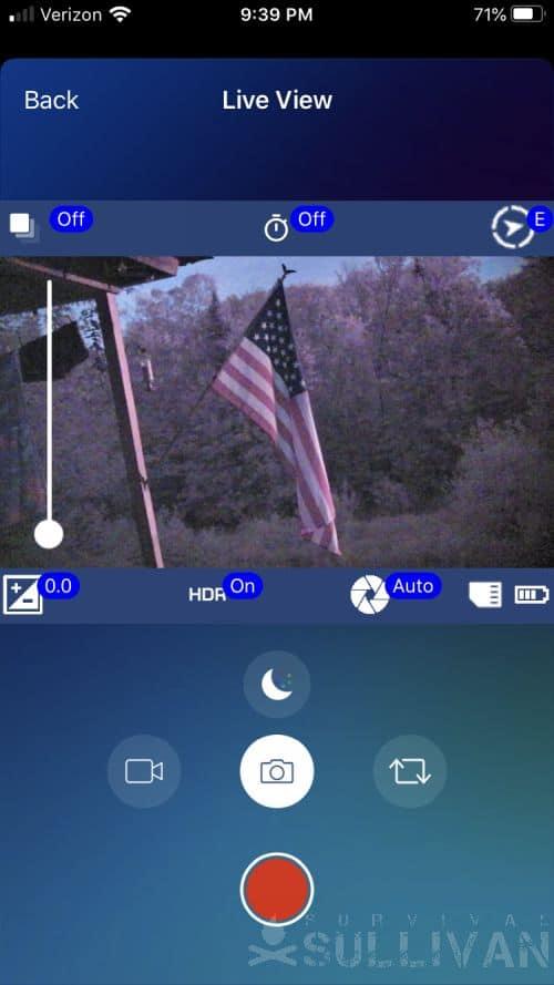 SyOnyx mobile app