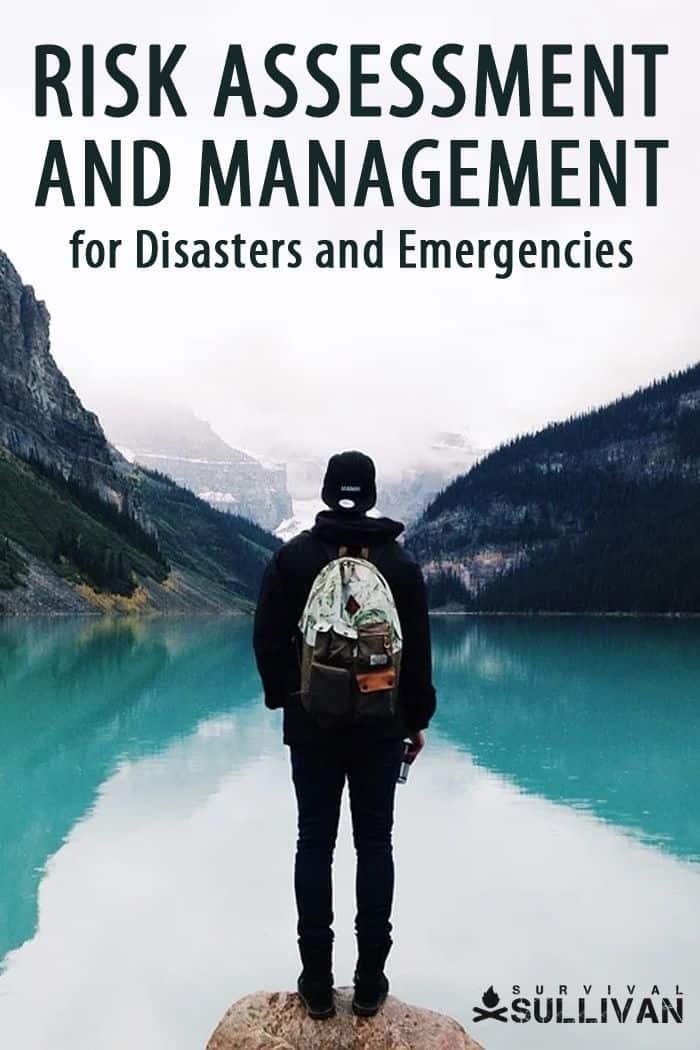 risk assessment Pinterest image