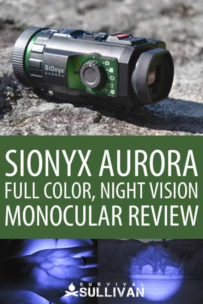 SiOnyx aurora pinterest image