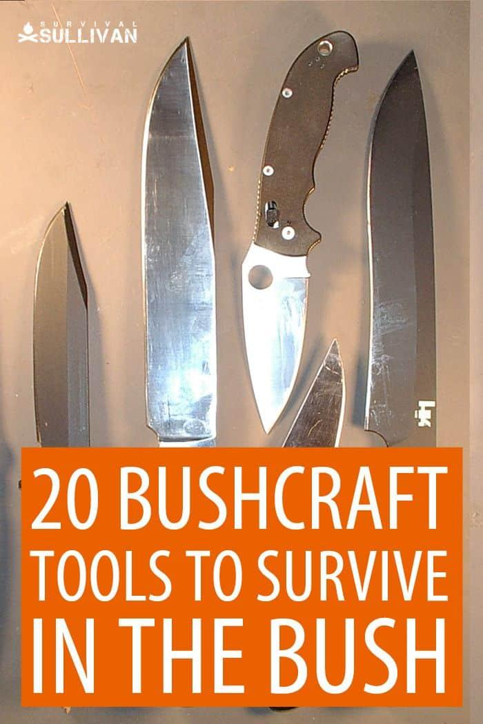 wilderness survival tools Pinterest tools