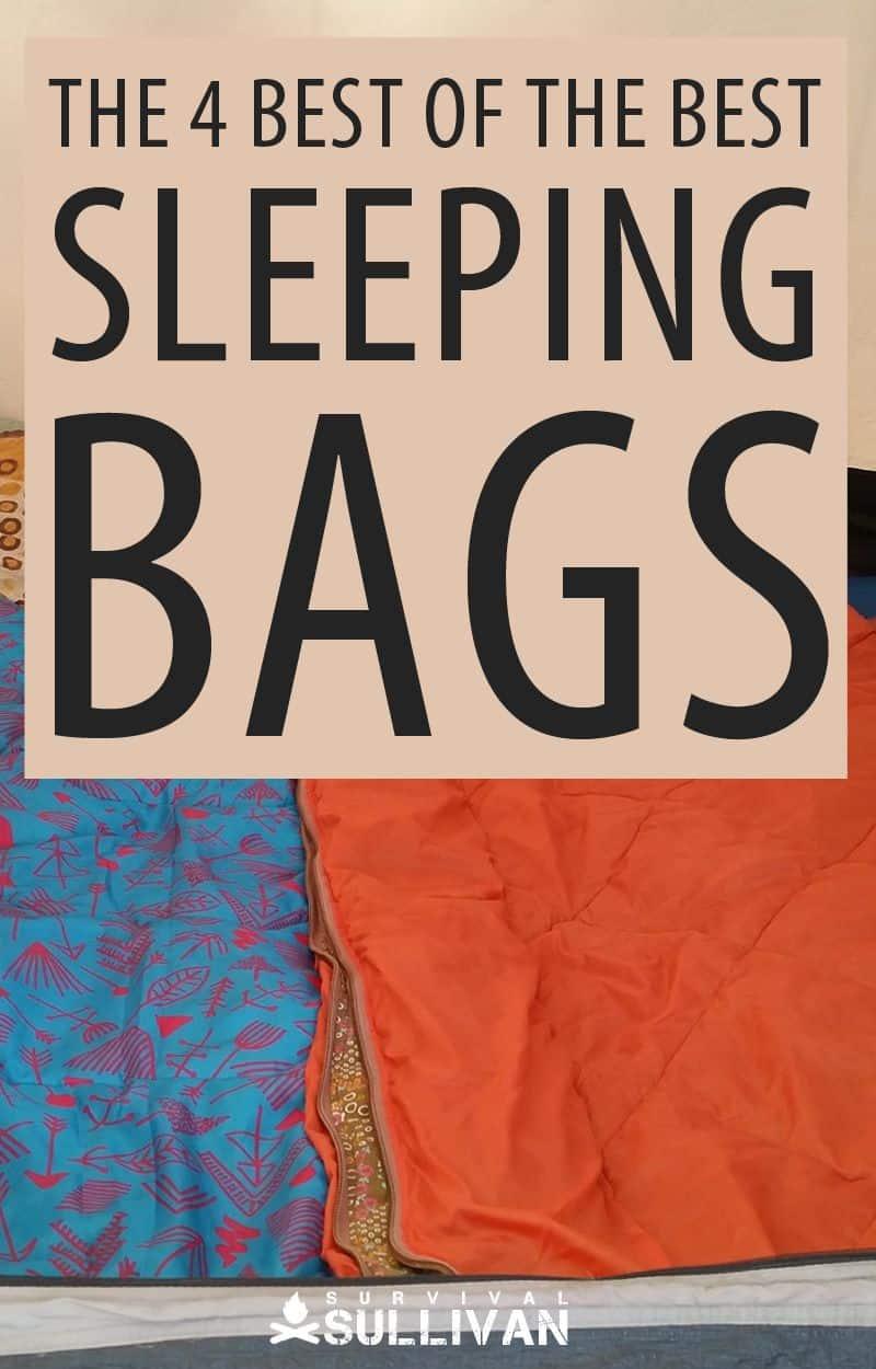 best sleeping bags pinterest image