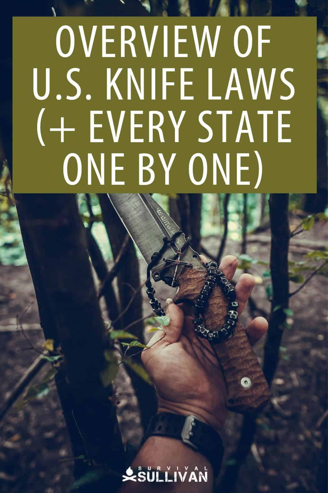 U.S. knife laws overview