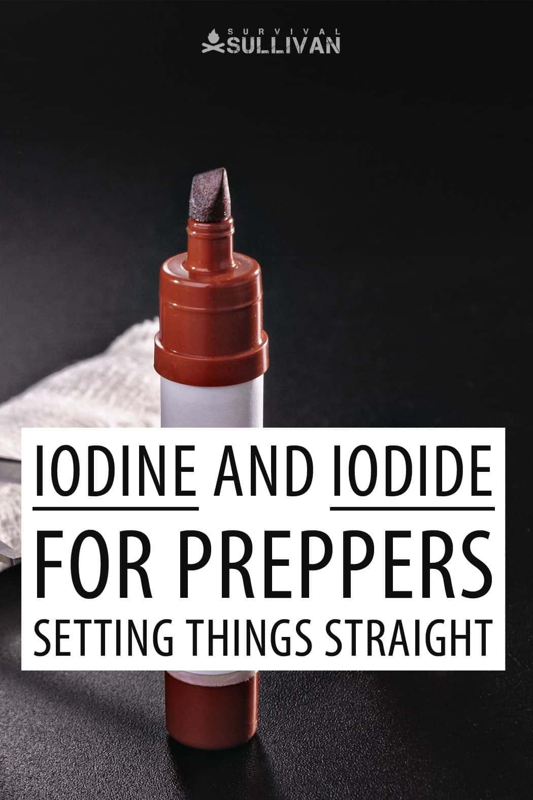 iodine vs. iodide Pinterest image