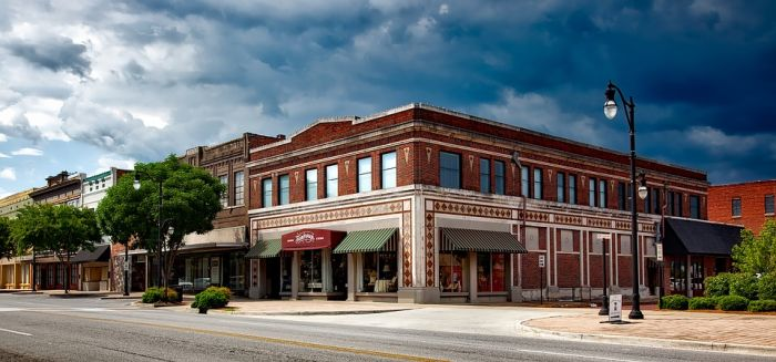 small town in Alabama