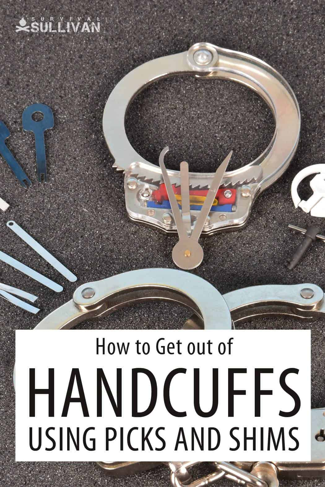 escaping handcuffs pinterest image
