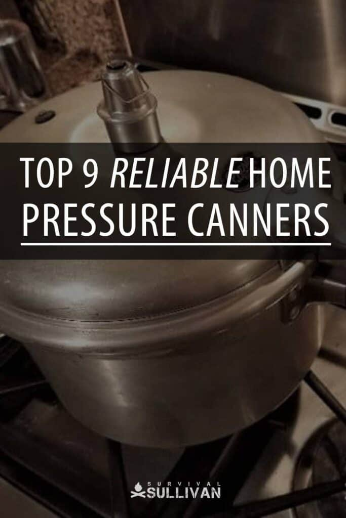 pressure canners pinterest