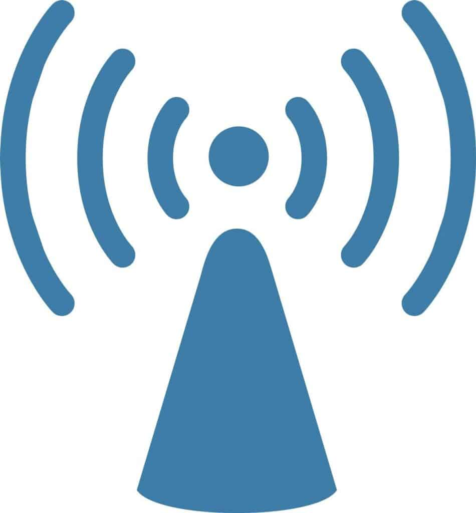 cell phone signal icon